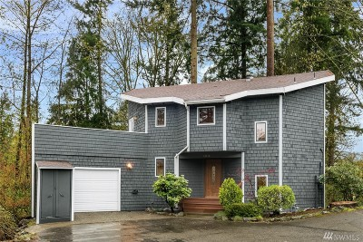 Bellevue Single Family Home For Sale: 12818 SE 47th Place
