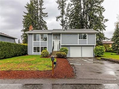 Tacoma Single Family Home For Sale: 2707 149th St Ct E