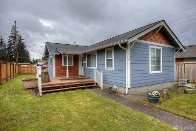 Tacoma Single Family Home For Sale: 4850 S 7th St