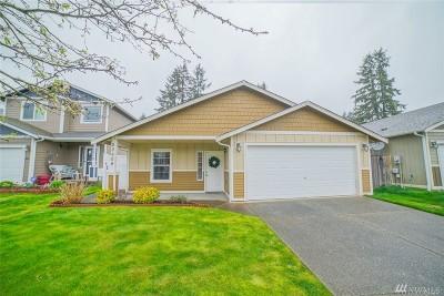 Spanaway Single Family Home For Sale: 20606 5th Avenue Ct E