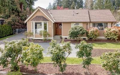 Bonney Lake Single Family Home For Sale: 4927 N Island Dr E