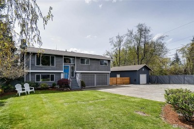 SeaTac Single Family Home For Sale: 4005 S 181st St