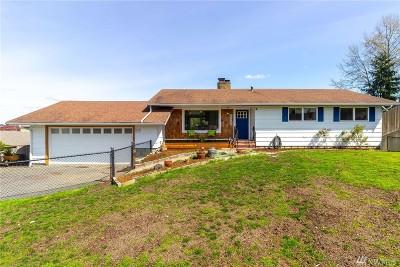 Lake Stevens Single Family Home For Sale: 11409 13th St SE