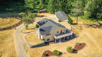 Enumclaw Single Family Home For Sale: 40332 292nd Ave SE