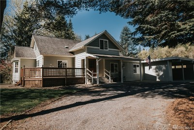Single Family Home For Sale: 221 Don Martin Rd