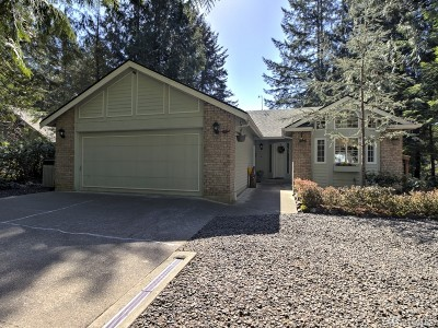 Shelton WA Single Family Home Sold: $375,000