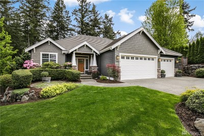 Gig Harbor Single Family Home For Sale: 3007 63rd Ave NW