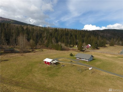 Whatcom County Single Family Home For Sale: 5049 Potter Rd