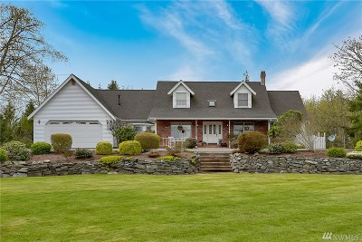 Bellingham Single Family Home For Sale: 5311 Market Rd