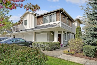 SeaTac Condo/Townhouse For Sale: 21026 40th Place S #L6