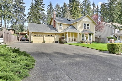 Puyallup Single Family Home For Sale: 14215 76th Ave E