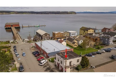 Coupeville WA Single Family Home For Sale: $649,000