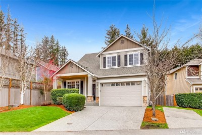 Bothell Single Family Home For Sale: 18603 33rd Ave SE