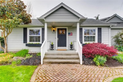 Kirkland Single Family Home For Sale: 1623 6th St W