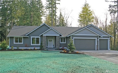 Stanwood Single Family Home For Sale: 3716 Hubly Rd