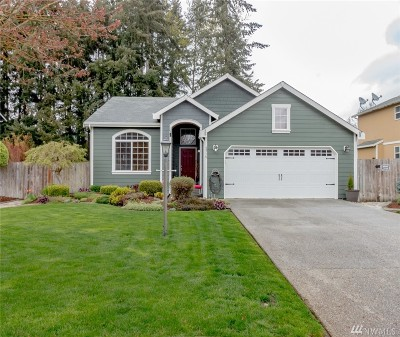 Pierce County Single Family Home For Sale: 2715 173rd St E