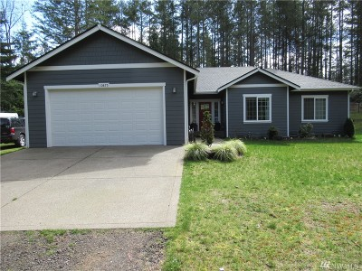Port Orchard Single Family Home For Sale: 10875 Fairview Blvd SW