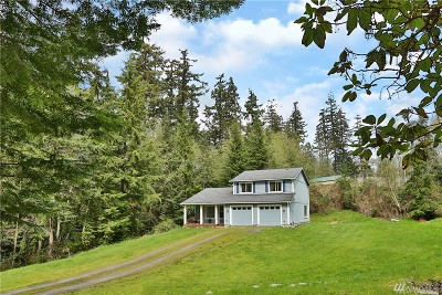 Langley Single Family Home For Sale: 3535 Holmes View Dr