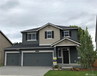 Orting Single Family Home For Sale: 914 Sigafoos Ave NW #0074