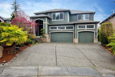 Bothell Single Family Home For Sale: 4416 239th Place SE