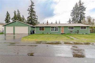 Tacoma Single Family Home For Sale: 606 156th St E