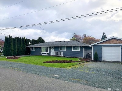 Sedro Woolley Single Family Home Pending Inspection: 315 Haines St