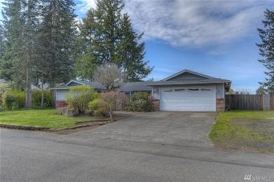 Thurston County Single Family Home For Sale: 6508 Sierra Dr SE