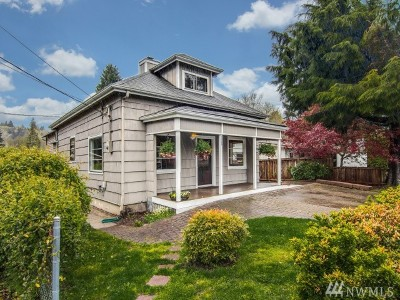 Issaquah Single Family Home For Sale: 175 First Ave NW