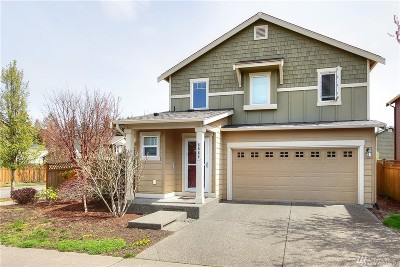 Lacey Single Family Home For Sale: 6868 Breeze Dr SE