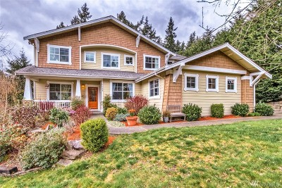 Newcastle Single Family Home For Sale: 9927 171st Ave SE