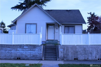 Tacoma Single Family Home For Sale: 1122 S 60th St