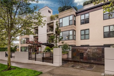 Kirkland Condo/Townhouse For Sale: 129 3rd Ave #604