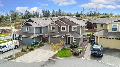 Snohomish Single Family Home For Sale: 5730 123rd Place SE