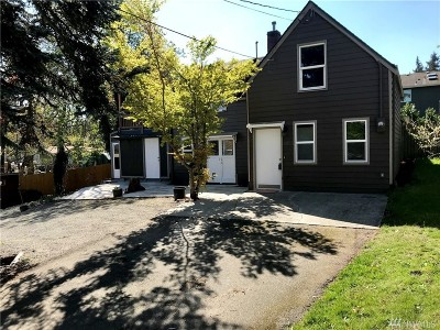 SeaTac Single Family Home For Sale: 2421 S 142nd