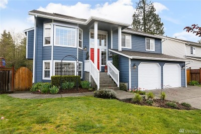 Lynnwood Single Family Home For Sale: 20611 56th Ave W