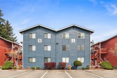 Auburn WA Condo/Townhouse For Sale: $179,000