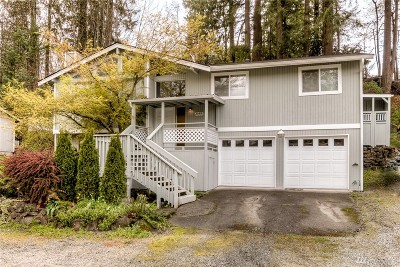 Maple Valley Single Family Home For Sale: 26401 222nd Place SE