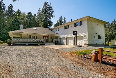 Stanwood Single Family Home For Sale: 21320 58th Dr NW