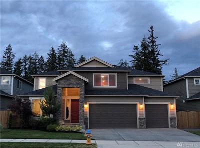 Everett Single Family Home Contingent: 11809 25th Dr SE