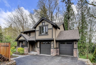 Bellevue Single Family Home For Sale: 16348 SE 40th St