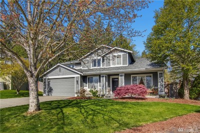 Sammamish Single Family Home For Sale: 1615 232nd Ave NE