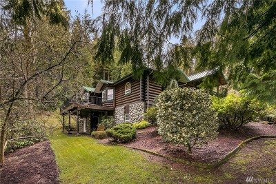 Issaquah Single Family Home For Sale: 10 Mt. Quay Dr NW
