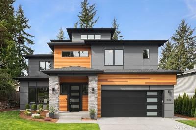 Bellevue Single Family Home For Sale: 10708 NE 25th St NE