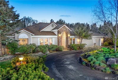 Olympia Single Family Home For Sale: 1405 Westview Place NW