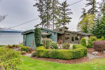 Single Family Home For Sale: 21906 President Point Rd NE