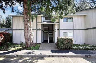 Federal Way Condo/Townhouse For Sale: 429 S 321st Place #E12