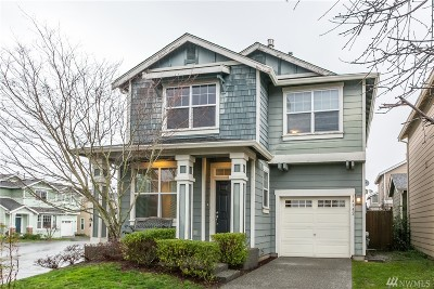 Woodinville Single Family Home For Sale: 14342 NE 188th Place