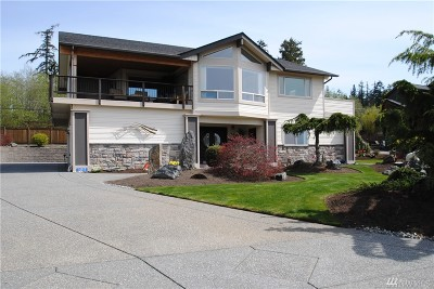 Anacortes, La Conner Single Family Home For Sale: 16917 View Lane