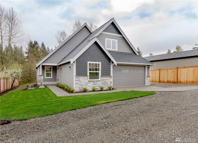 Puyallup Single Family Home For Sale: 6022 128th St E