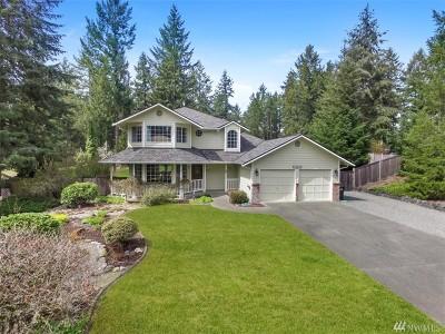 Graham Single Family Home For Sale: 24018 79th Av Ct E